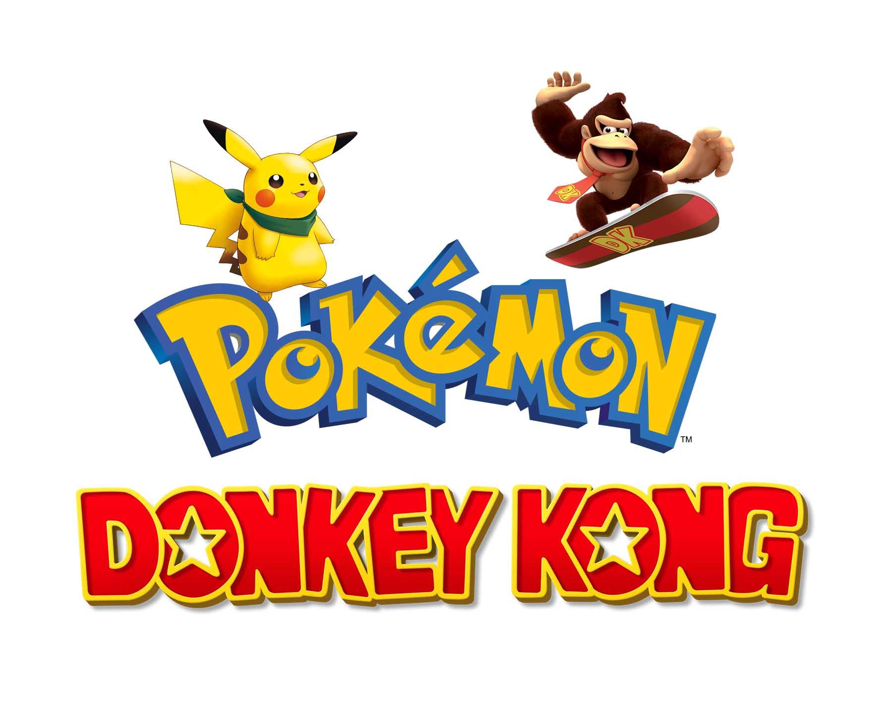 Pokemon & Donkey Kong