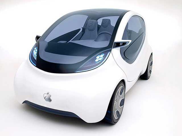 Apple's Self Driving Car
