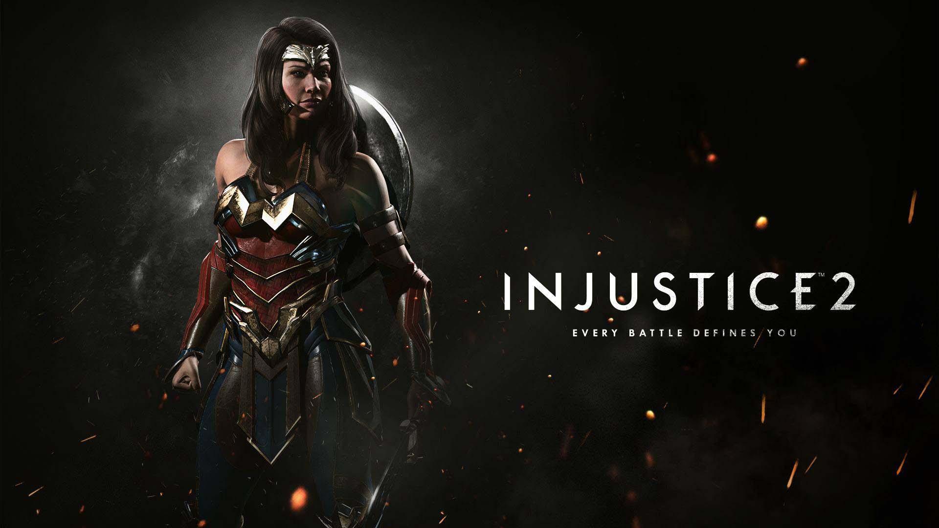 Injustice 2 Wonder
