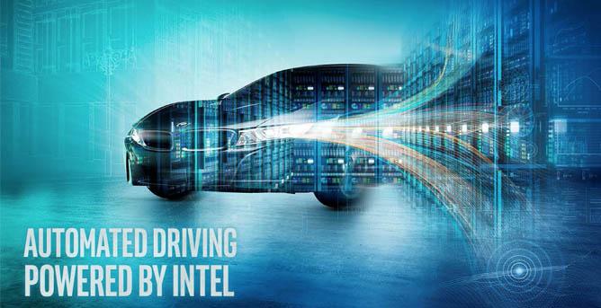 Intel Autonomous Driving Garage