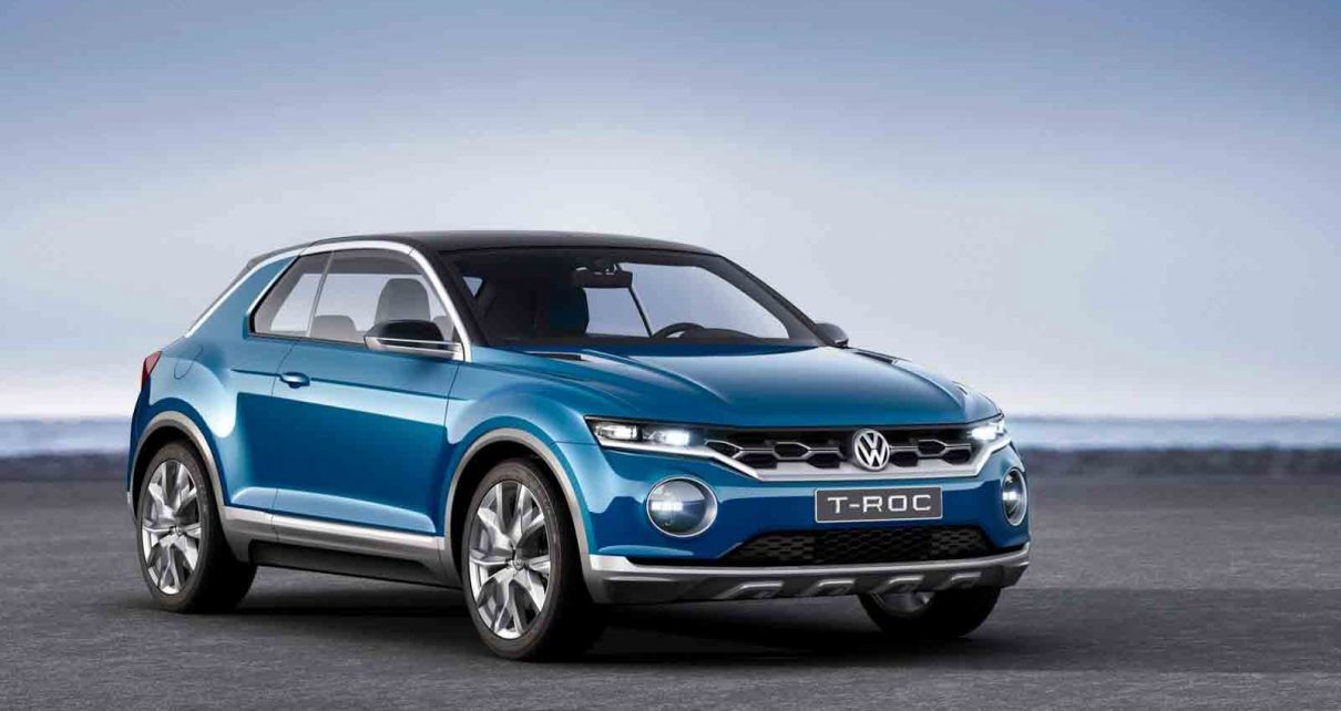 volkswagen t roc hybrid will launch on aug 23rd. Black Bedroom Furniture Sets. Home Design Ideas